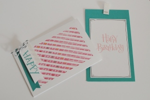 Open Happy Sleeve Card
