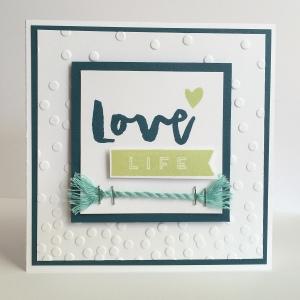 Love Life NSM card