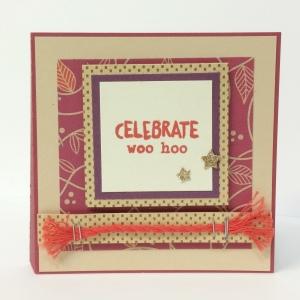 Sangria Pocket Card Celebrate