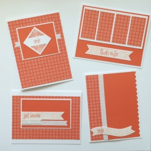 Fundamental Orange Cards