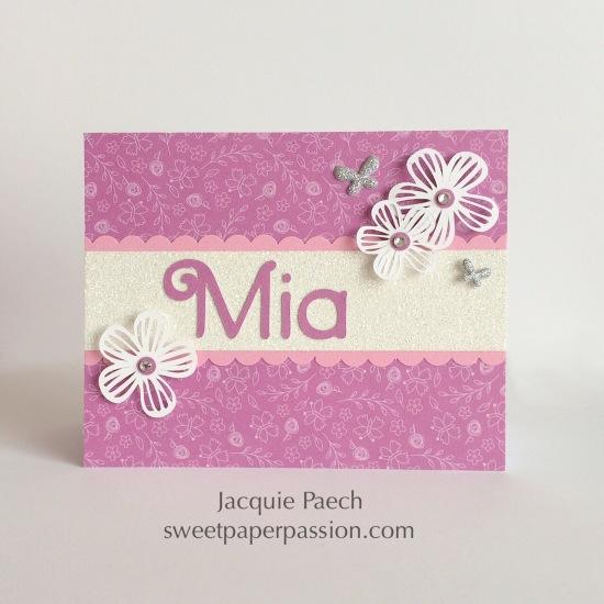 Mia Card