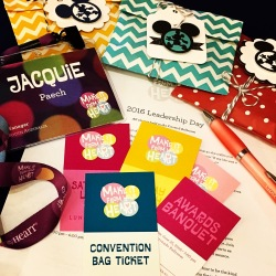 Beginning of Convention