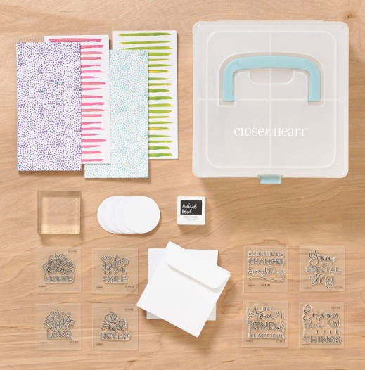 create-kindness-card-kit-contents