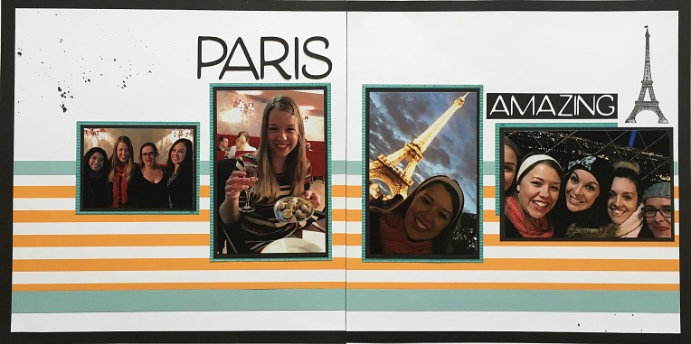 Paris Page