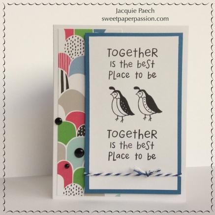 Flock Card 1