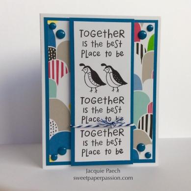 Flock Card 2