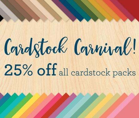 Cardstock Carnival June17