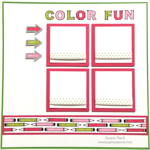 School Days Colour Fun Aug17