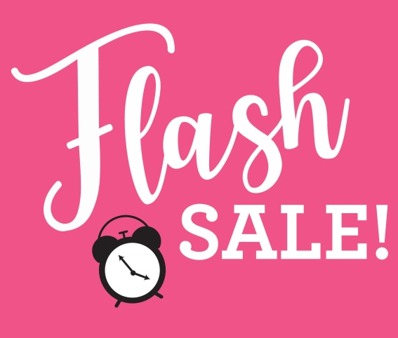 OCT FLASH SALE